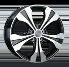 Колесный диск  REPLAY KI80 BKF